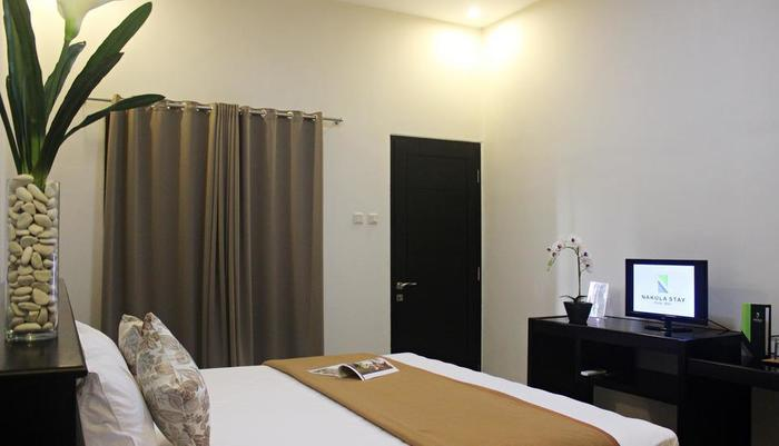 Nakula Stay Kuta Bali - Deluxe Double Room