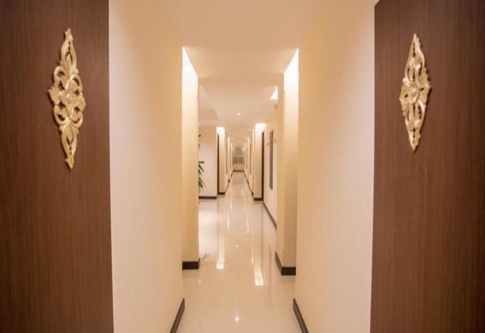 Same Hotel Malang - Koridor
