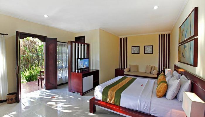 Adi Dharma Cottages Bali - Kamar