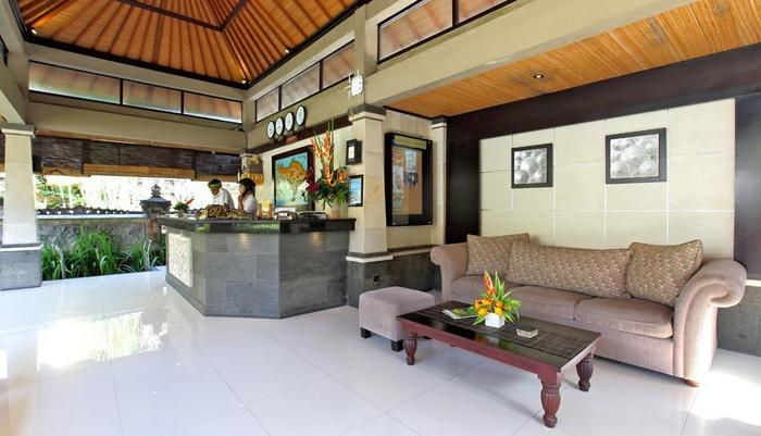 Adi Dharma Cottages Bali - lobby