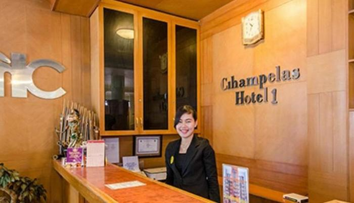 Hotel Cihampelas 1 Bandung - Front Office