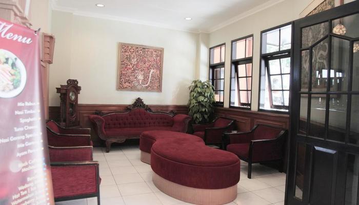 Hotel Cihampelas 1 Bandung - lobby