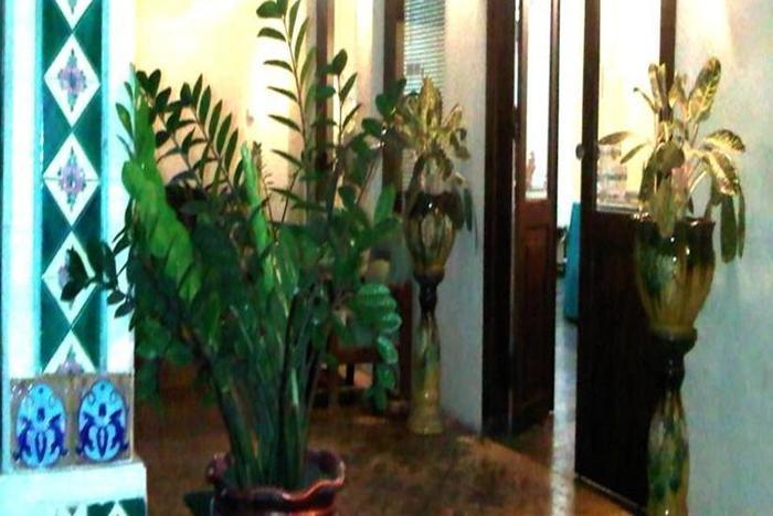 Hotel Djagalan Raya Surabaya - Eksterior