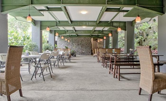 RedDoorz near Maranatha University 2 Bandung - Restoran
