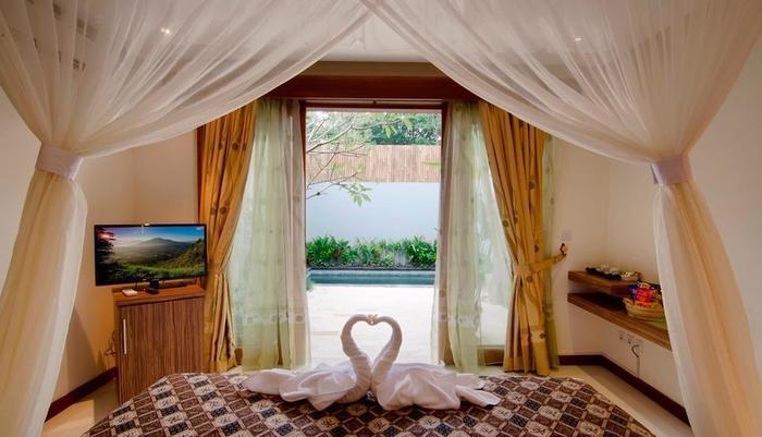 The Widyas Luxury Villa Bali - One Bedroom Private Pool Villa