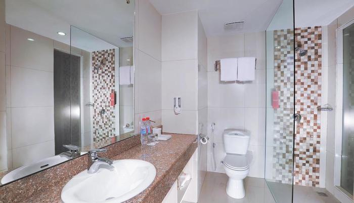 favehotel Diponegoro - Kamar mandi