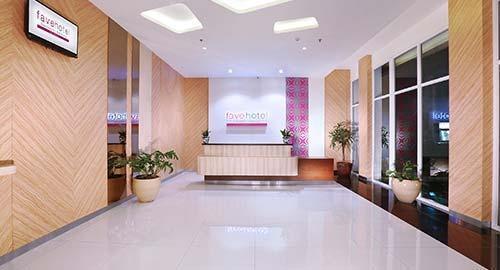 favehotel Diponegoro - Interior
