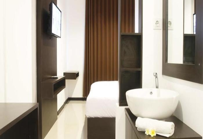 Lowcost Bed & Breakfast Bali - Kamar mandi