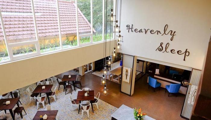 Tibera Hotel Ciumbuleuit Bandung - Restoran