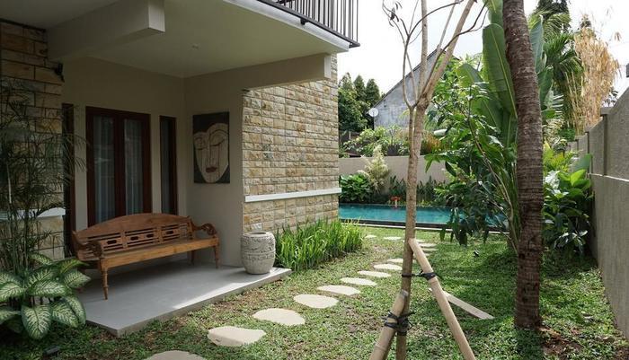 Dasa Villa Bali - Teras Depan