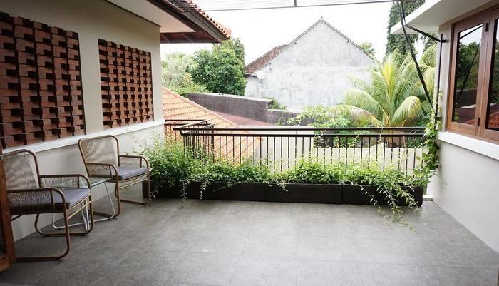 Dasa Villa Bali - Balkon