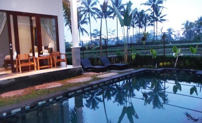 Tinggal Standard at Ubud Tegalalang Bali - Kolam Renang