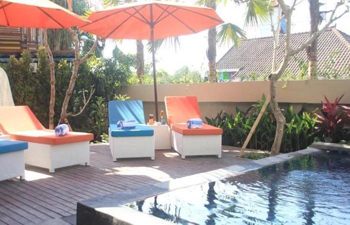 Destiny Boutique Hotel Bali - Kolam Renang