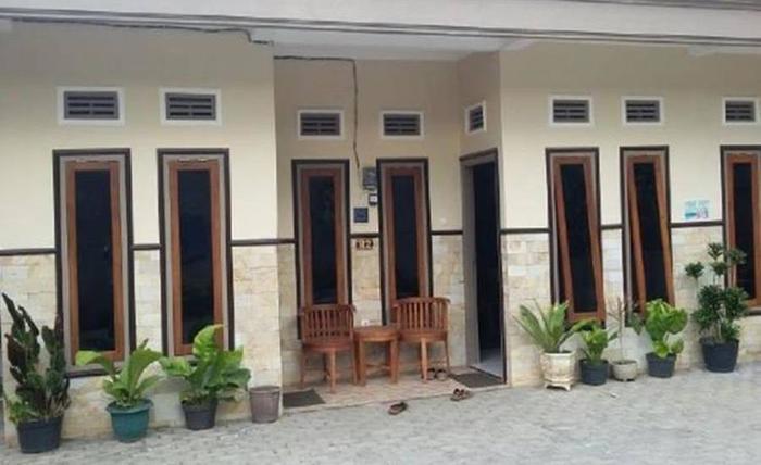 ABR 5 Homestay Malang - Eksterior