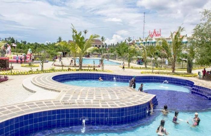 Negeri Baru Hotel & Resort Lampung - Kolam Renang