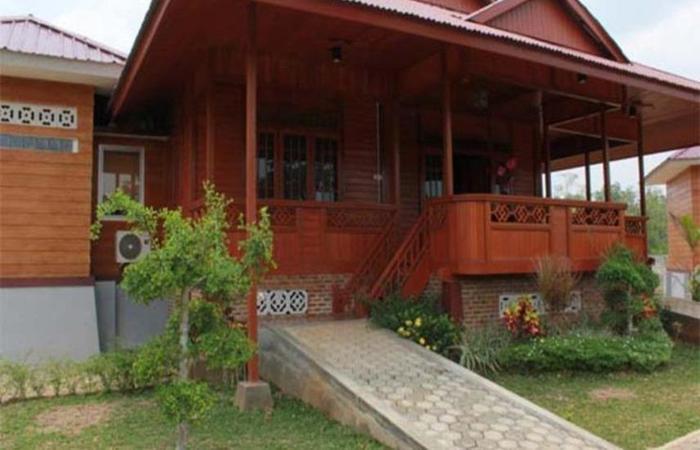 Negeri Baru Hotel & Resort Bandar Lampung - Eksterior