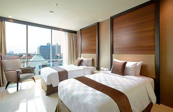 Hotel Aria Centra Surabaya Surabaya - Rooms