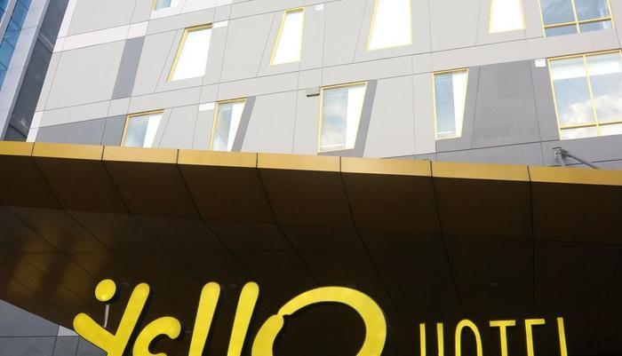 Yello Hotel Manggarai Jakarta - Eksterior