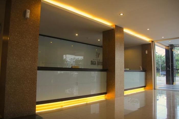 Sofyan Hotel Saka Medan - Resepsionis