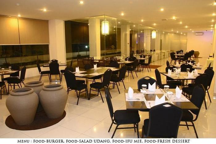 Sofyan Hotel Saka Medan - Restaurant