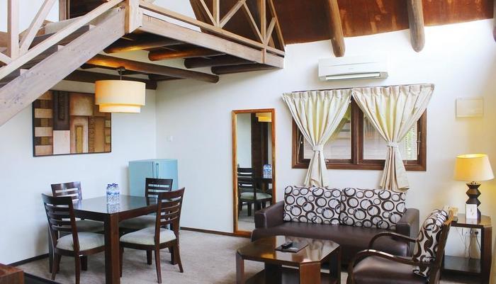 Gardenia Resort and Spa Pontianak - Kamar Tamu