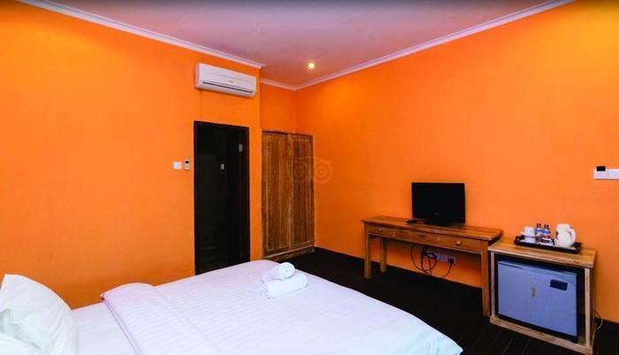 Villa Karang Hotel Lombok - Kamar