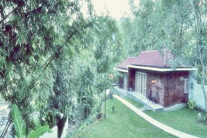Kendi Villas and Spa Banyuwangi - Taman