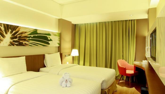 Soll Marina Hotel Serpong - Superior Twin