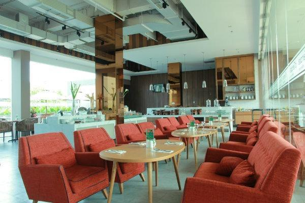 Soll Marina Hotel Serpong - d'Terrace Coffee Shop