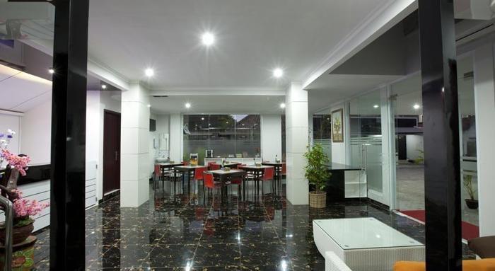 Violet Hotel Malioboro Yogyakarta - Interior