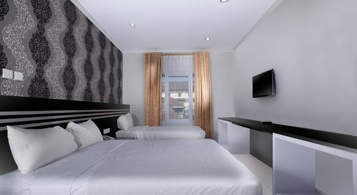 Violet Hotel Malioboro Yogyakarta - Kamar tamu
