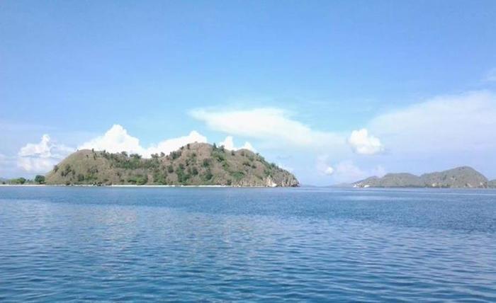L Bajo Hotel Komodo Flores - pemandangan
