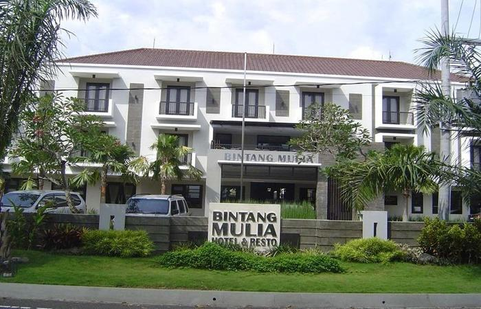 Bintang Mulia Hotel & Resto Jember - Eksterior