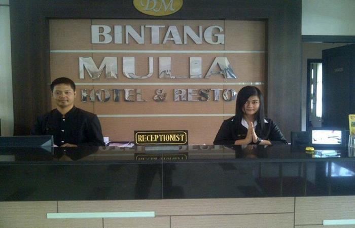 Bintang Mulia Hotel & Resto Jember - Resepsionis