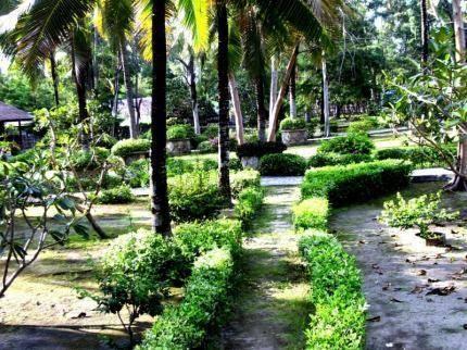 Gazebo Meno Hotel Lombok -