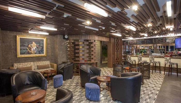 The Lerina Hotel Nusa Dua - Lounge bar