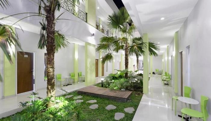 Zaen Hotel Syariah Solo - Interior