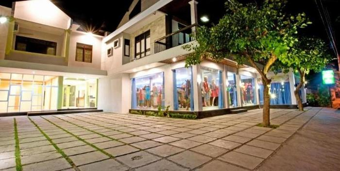 Zaen Hotel Syariah Solo - Exterior