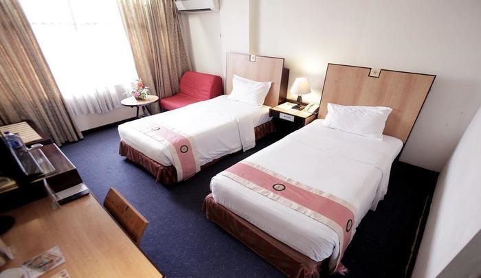 New Metro Hotel Semarang - Executive Twin