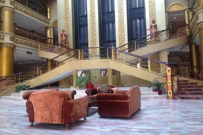 Pacific Palace Batam - Interior Hotel