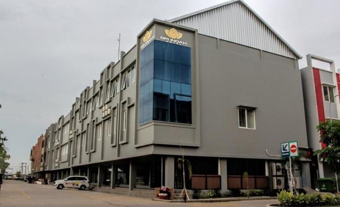 Opi Indah Hotel Palembang - Eksterior