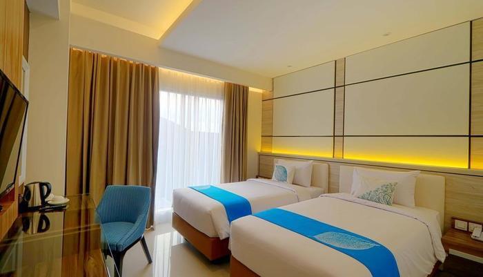 Hotel Dafam Lotus Jember Jember - Deluxe Room