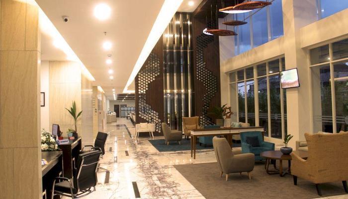 Hotel Dafam Lotus Jember Jember - Lobby