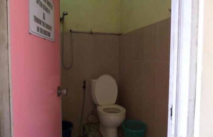 Tengger Indah Hotel Probolinggo - Kamar mandi