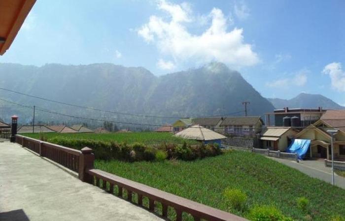 Tengger Indah Hotel Probolinggo - Eksterior