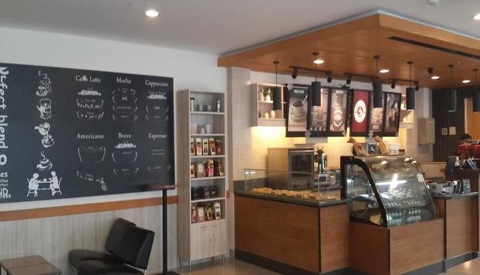 d'primahotel ITC Mangga Dua Jakarta - Coffee Shop