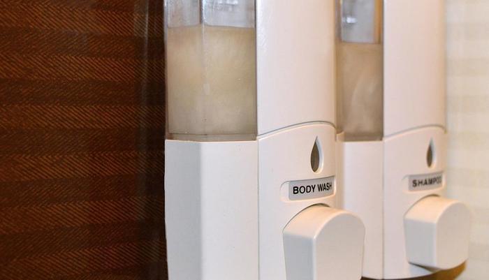 d'primahotel ITC Mangga Dua Jakarta - Soap