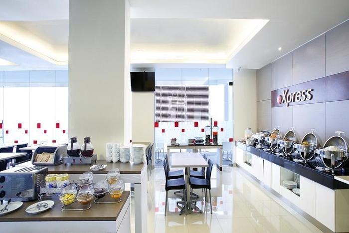 Amaris Hotel La Codefin Kemang - Ruang Makan