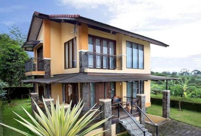 Villa G8 Istana Bunga - Lembang Bandung Bandung -