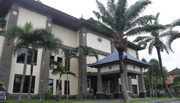 Hotel Nikki Bali - Depan